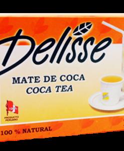 Delisse Coca Tea Bags - 25-Pack