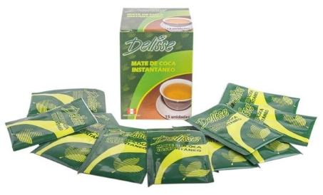 Delisse Instant Coca Tea - 15 Sachets